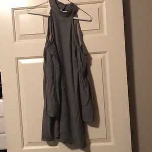 Audrey 3+1 olive dress brand new with tags